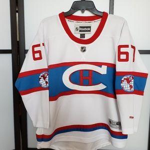 NHL Canadiens Paccioretty boys Reebok  jersey